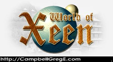 World of Xeen Logo