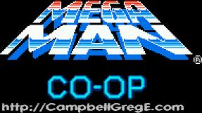 MegaMan Co-Op Logo